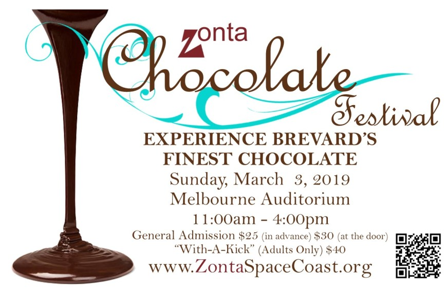 chocolate half page flyer