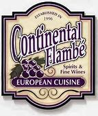 Continental Flambe Logo